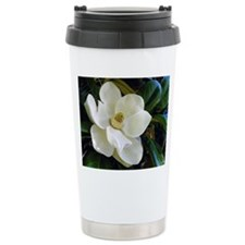 Magnolia Thermos Mug