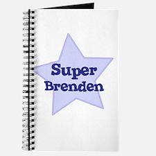 Super Brenden Journal