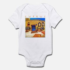 Cyprus, Neo Chorio Infant Bodysuit
