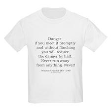 Winston Churchill 4 T-Shirt