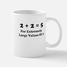 It All Adds Up! Mug