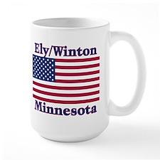 Ely Flag Mug