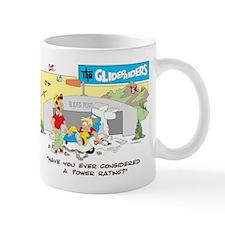 ... EVER CONSIDERED A POWER R Mug