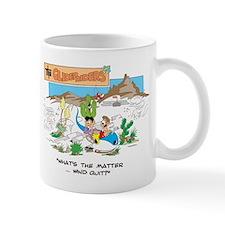 WHAT'S THE MATTER ... WIND QU Mug