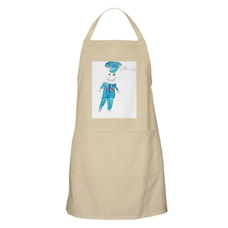 Daddy Is An Airman - Apron