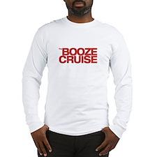 Cool Booze cruise Long Sleeve T-Shirt