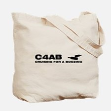 Cute C4ab Tote Bag