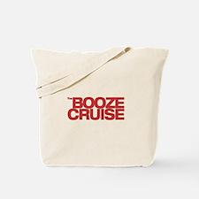 Unique Booze cruise Tote Bag