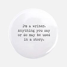 "Writer's Miranda 3.5"" Button"