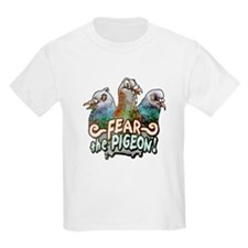 Fear the pigeon T-Shirt