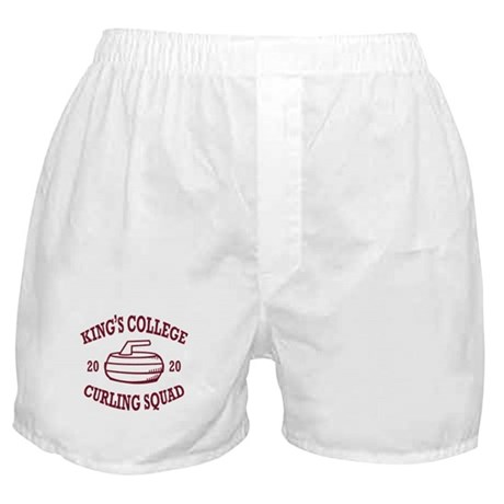 Curling Team Boxer Shorts