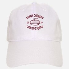 Curling Team Baseball Baseball Cap
