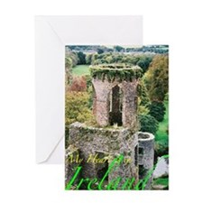 Ireland Picture Greeting Card