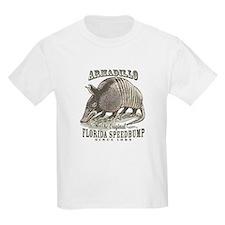 Armadillo Florida Speedbump T-Shirt