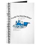 Choo Choo Blues Journal