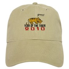 Funny Year of The Tiger 2010 Cap