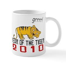 Funny Year of The Tiger 2010 Mug