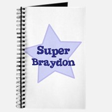 Super Braydon Journal