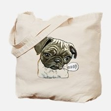 Meep Pug Meep Tote Bag