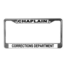 Unique Seniors License Plate Frame