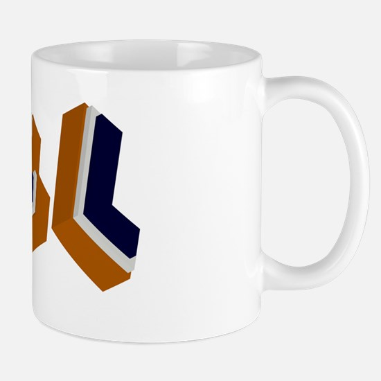 Cute Fighting illini Mug