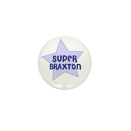 Super Braxton Mini Button