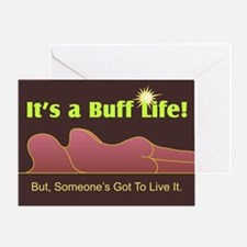 Buff Life - Celebration Card
