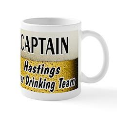 Hastings Beer Drinking Team Mug