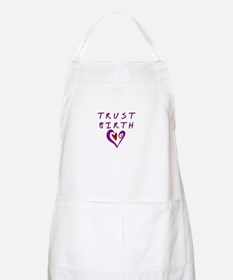 Trust Birth Apron