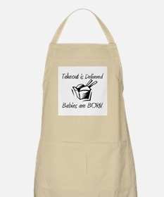 Babies are Born Apron