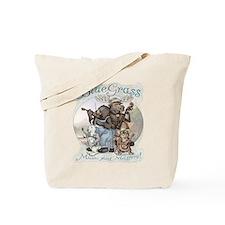 Bluegrass Critter Music Tote Bag