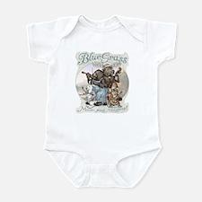 Bluegrass Critter Music Infant Bodysuit
