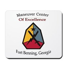 Maneuver Center of Excellence Mousepad