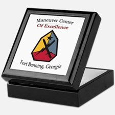 Maneuver Center of Excellence Keepsake Box