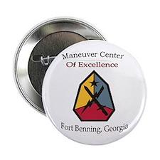 """Maneuver Center of Excellence 2.25"""" Button (1"""