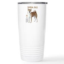 SHIBA INU Travel Mug