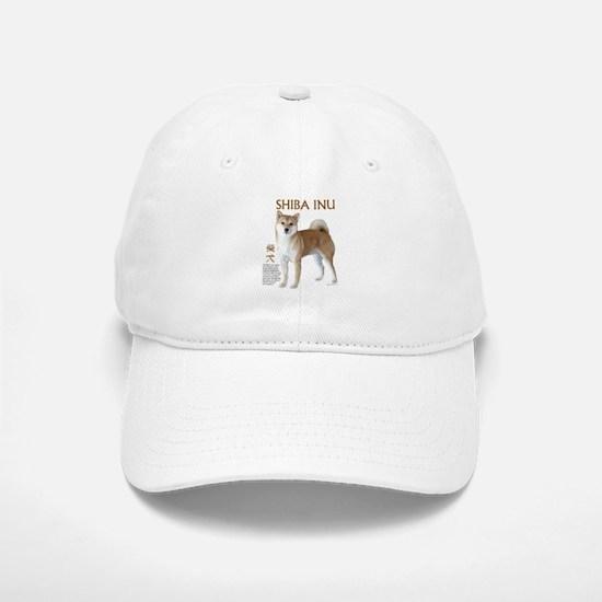 SHIBA INU Baseball Baseball Cap
