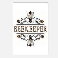 The Beekeeper Postcards (Package of 8)