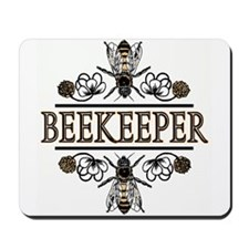 The Beekeeper Mousepad