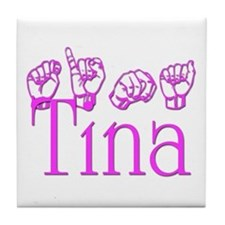 Tina Tile Coaster