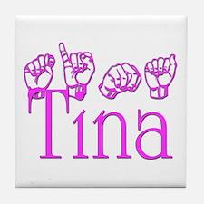 Tina Tile Coaster