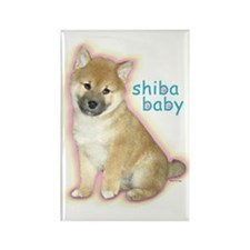 SHIBA BABY Rectangle Magnet (10 pack)