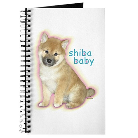 SHIBA BABY Journal