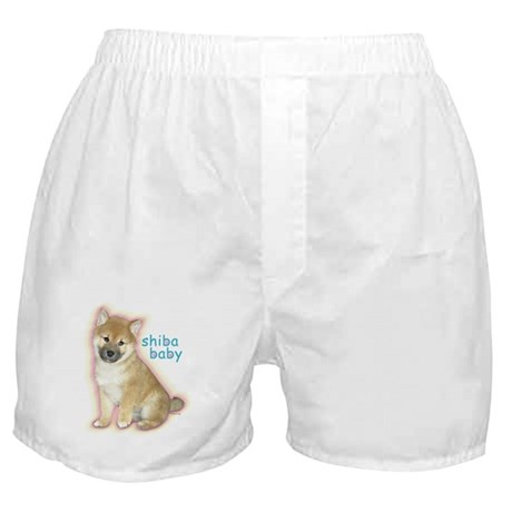 SHIBA BABY Boxer Shorts