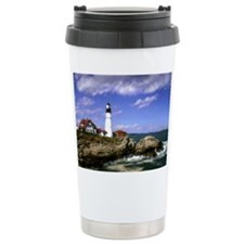 Maine Lighthouse Travel Mug