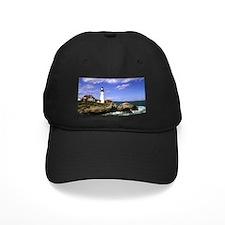 Maine Lighthouse Baseball Hat