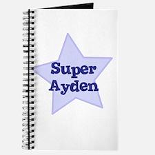 Super Ayden Journal