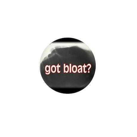 got bloat? Mini Button (100 pack)