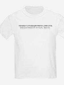 Cute 12 21 12 T-Shirt