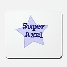 Super Axel Mousepad